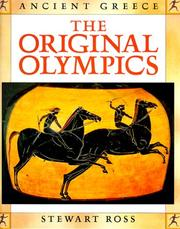 Cover of: The original Olympics | Ross, Stewart.