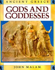 Cover of: Gods and Goddesses (Ancient Greece) | John Malam