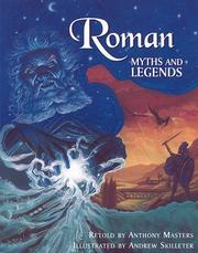 Cover of: Roman Myths and Legends