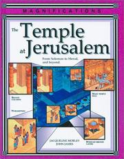 Cover of: The Temple at Jerusalem