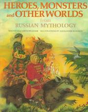Cover of: Heroes, monsters and other worlds from Russian mythology | Warner, Elizabeth