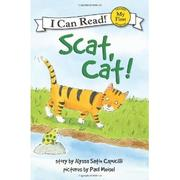 Cover of: Scat, cat! | Jean Little