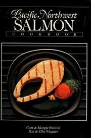 Cover of: Pacific Northwest salmon cookbook |