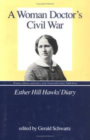 Cover of: A Woman Doctor