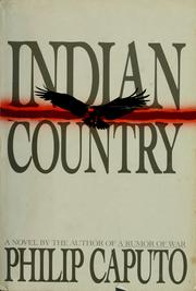 Cover of: Indian country | Philip Caputo