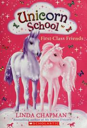 Cover of: First class friends | Linda Chapman