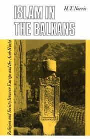 Cover of: Islam in the Balkans | H. T. Norris