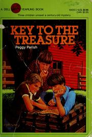 Cover of: Key to the treasure | Peggy Parish