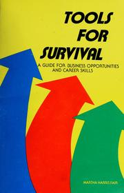 Cover of: Tools for Survival | Martha H. Fair