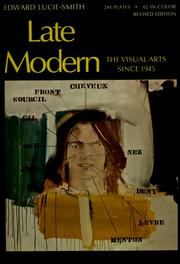 Cover of: Late modern | Edward Lucie-Smith