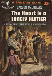 Cover of: The heart is a lonely hunter