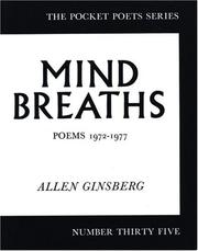 Cover of: Mind Breaths