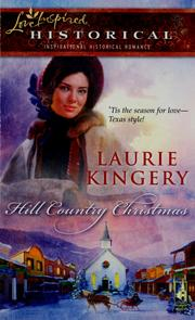 Cover of: Hill Country Christmas | Laurie Kingery