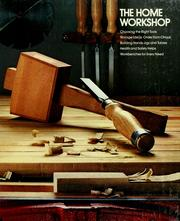 Cover of: The Home Workshop