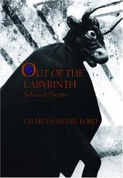 Cover of: Out of the labyrinth | Charles Henri Ford
