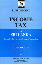 Income tax in Sri Lanka