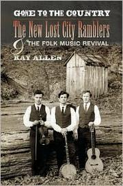 Cover of: Gone to the Country | Ray Allen