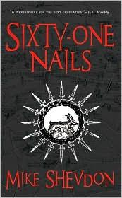 Cover of: Sixty-One Nails | Mike Shevdon