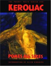 Cover of: Pomes all sizes | Jack Kerouac