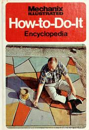 Cover of: How-to-do-it encyclopedia | Fawcett Publications, Inc