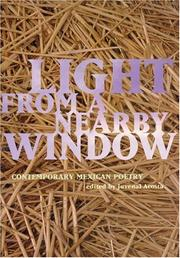 Cover of: Light from a Nearby Window