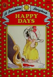 Cover of: Happy days | Jane Resnick