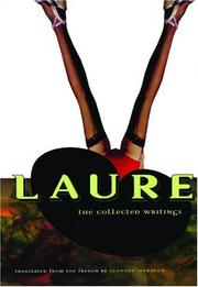 Cover of: Laure | Laure.