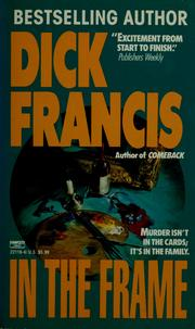Cover of: In the frame | Dick Francis