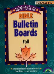 Cover of: Interactive Bible bulletin boards | Susan Julio