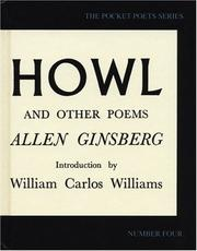 Cover of: Howl, and Other Poems
