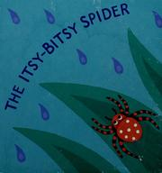 Cover of: The itsy-bitsy spider | Jeanette Winter