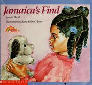 Cover of: Jamaica's find | Juanita Havill