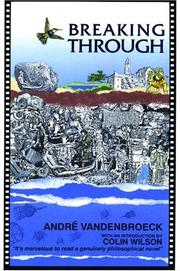 Cover of: Breaking through