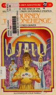 Cover of: Journey to Stonehenge | Fred Graver