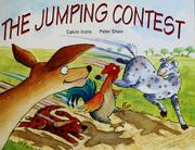Cover of: The jumping contest | Calvin Irons