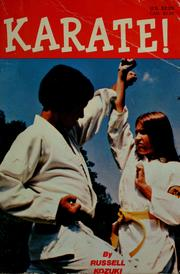Cover of: Karate! | Russell Kozuki