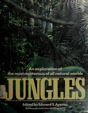 Cover of: Jungles
