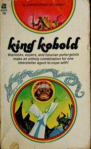 Cover of: King Kobold | Christopher Stasheff