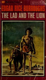 Cover of: The lad and the lion