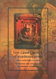 Cover of: The Cane Groves of Narmada River