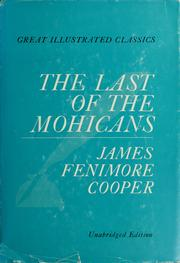 Cover of: The last of the Mohicans | James Fenimore Cooper