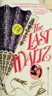 Cover of: The last waltz | N. L. Zaroulis