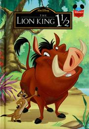 Cover of: The lion king 1 1/2 | Walt Disney Pictures