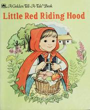Cover of: Little Red Riding Hood | Thea Feldman
