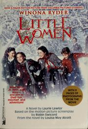 Cover of: Little Women | Laurie Lawlor