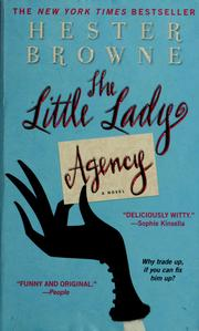 Cover of: The Little Lady Agency | Hester Browne