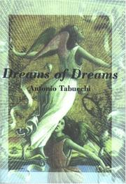 Cover of: Dreams of dreams