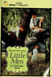 Cover of: Little men | Louisa May Alcott
