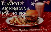 Cover of: Lowfat American favorites | Goldie Silverman
