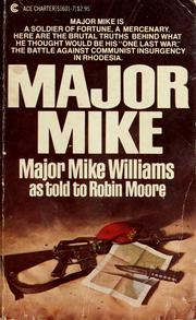 Cover of: Major Mike | Williams, Mike